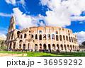 コロッセオ ローマ イタリアの写真 36959292
