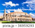 コロッセオ ローマ イタリアの写真 36959293