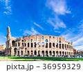 コロッセオ ローマ イタリアの写真 36959329