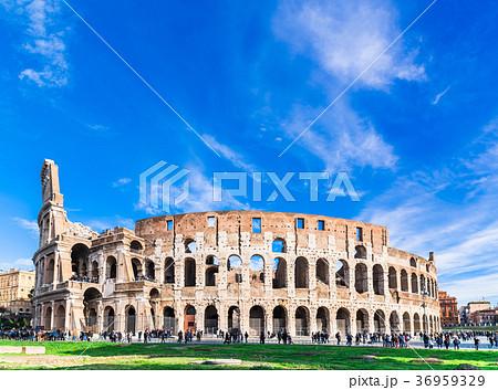 ローマ コロッセオ 36959329