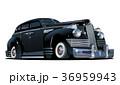 ベクトル 車 自動車のイラスト 36959943