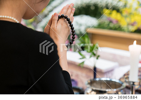 お葬式 36965884