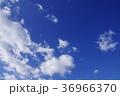 空 青空 快晴の写真 36966370