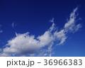 空 青空 快晴の写真 36966383