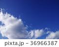 空 青空 快晴の写真 36966387