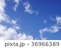 空 青空 快晴の写真 36966389
