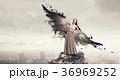天使 女 女の人の写真 36969252