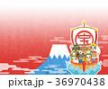 戌年 七福神 犬のイラスト 36970438