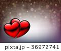 背景 バレンタイン バレンタインデーのイラスト 36972741