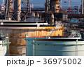工場 工場地帯 根岸湾の写真 36975002