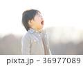 泣く子ども 36977089