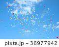 風船 バルーン 青空の写真 36977942