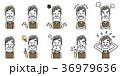 シニア 男性 ベクターのイラスト 36979636