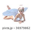 天使 妖精 フェアリーのイラスト 36979862