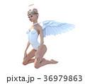 天使 妖精 フェアリーのイラスト 36979863