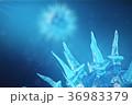 ウィルス ウイルス 病原菌のイラスト 36983379