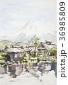 忍野富士 36985809