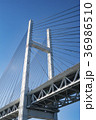 横浜ベイブリッジ ベイブリッジ 横浜の写真 36986510