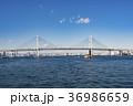 横浜ベイブリッジ ベイブリッジ 横浜の写真 36986659