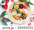 おせち料理 ワンプレート 正月料理の写真 36995035