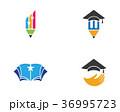 教育 シンボルマーク ベクタのイラスト 36995723
