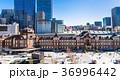東京駅 丸の内 駅前広場の写真 36996442