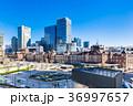 東京駅 丸の内 駅前広場の写真 36997657