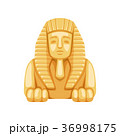 Egyptian Sphinx statue, symbol of ancient Egypt 36998175