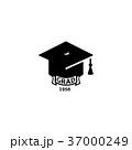 シンボルマーク ロゴ 卒業のイラスト 37000249