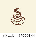 コーヒー カップ ベクトルのイラスト 37000344
