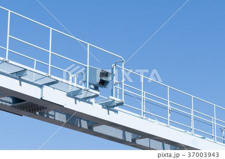 Nシステム(自動車ナンバー自動読取装置)の写真素材 [37003943] - PIXTA
