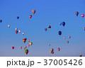 熱気球 バルーン 気球の写真 37005426