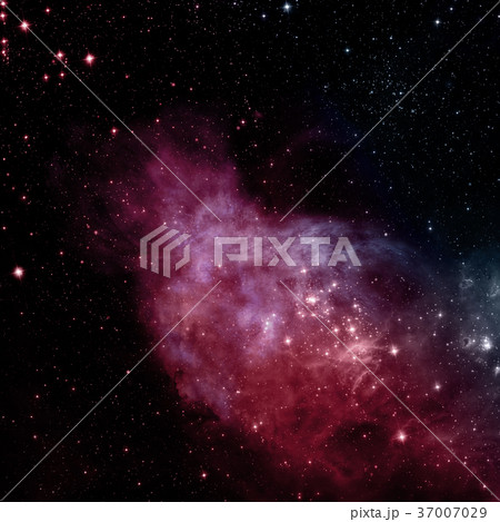 Being shone nebula 37007029