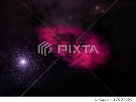 Being shone nebula 37007050