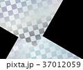 フレーム 模様 テクスチャーのイラスト 37012059