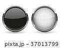 釦 黒色 黒のイラスト 37013799