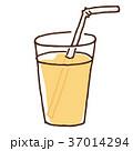 リンゴジュース 飲料 イラスト 37014294