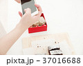 女性 お菓子作り バレンタインの写真 37016688