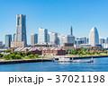 【神奈川県】横浜の街並み 37021198