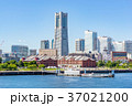 【神奈川県】横浜の街並み 37021200