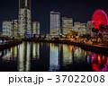 横浜 全館点灯 夜景の写真 37022008