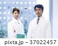 医者 看護師 男性の写真 37022457