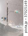 豪雪による交通マヒ 37025149