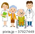 介護 医者 看護士のイラスト 37027449