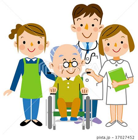 介護 医者 看護士 ヘルパー通院介助 37027452