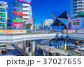 埼玉 川越駅 東口駅前の風景 37027655