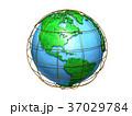 地球 CG エコロジーのイラスト 37029784