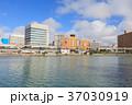 国場川 那覇 沖縄の写真 37030919