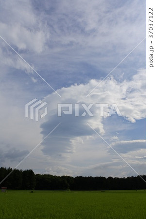 つむじのような雲 37037122