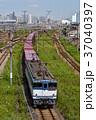 東京貨物ターミナルを出発するEF65 37040397